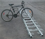 LOW TYPE BIKE RACK CAPACITY 18 BIKES